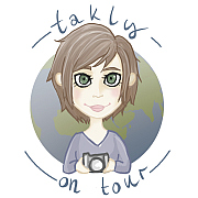 Logo Takly on tour