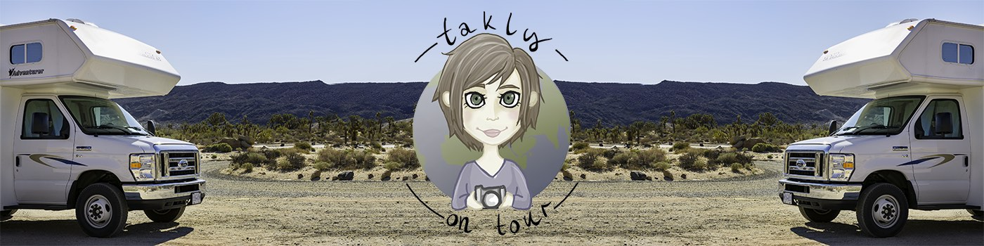 Takly on tour Reiseblog Campingblog Header