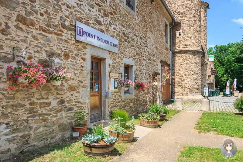 Touristeninformation in Sainte-Croix-en-Jarez
