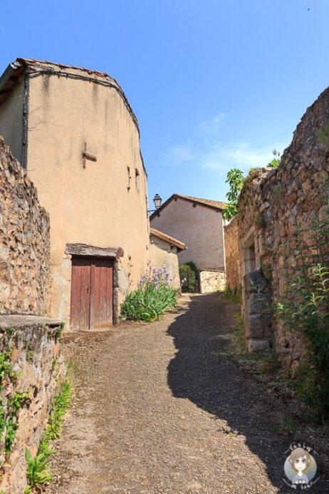 Village de caractere Saint Haon-le-Châtel