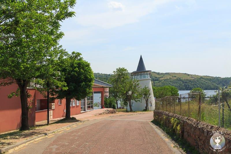 Fahrt zum Villerest See