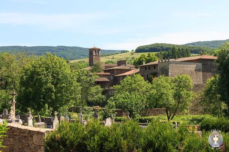 village de caractere Sainte-Croix-en-Jarez