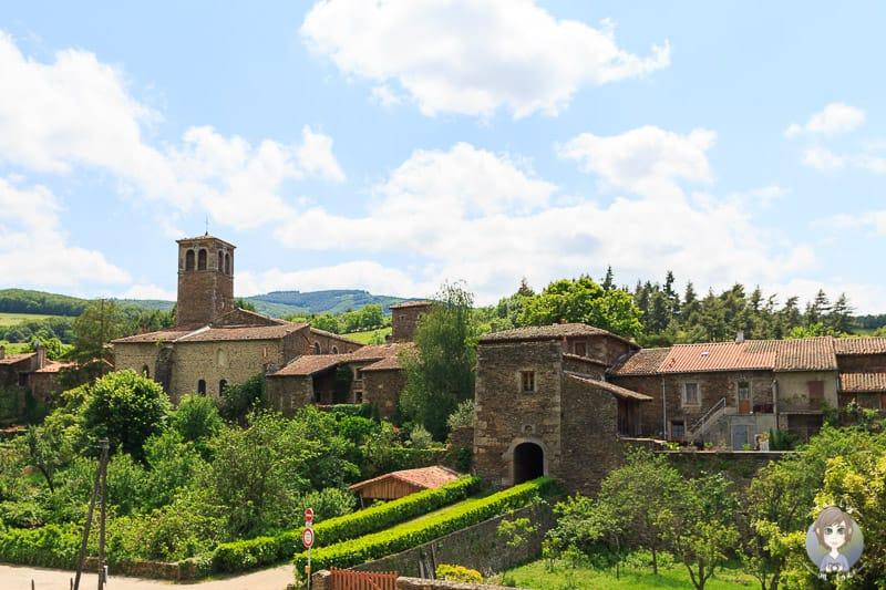 village de caractere en loire Sainte-Croix-en-Jarez
