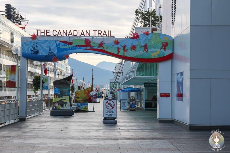 Canadian Trail eine der Vancouver Sehenswürdigkeiten