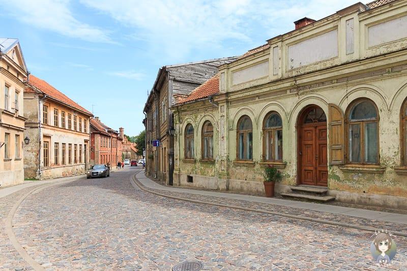 Zu Besuch in Kuldiga auf unserer Baltikum Rundreise