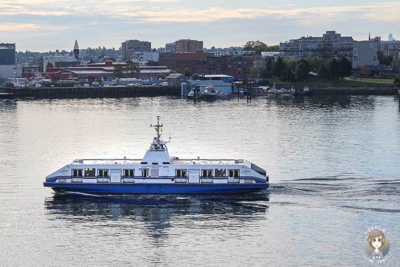 Infos über den SeaBus in den Vancouver Reisetipps