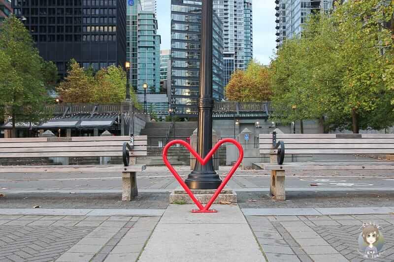 Sicherheit in Vancouver