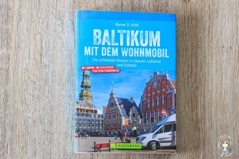 Baltikum Reiseführer für Wohnmobilreisende