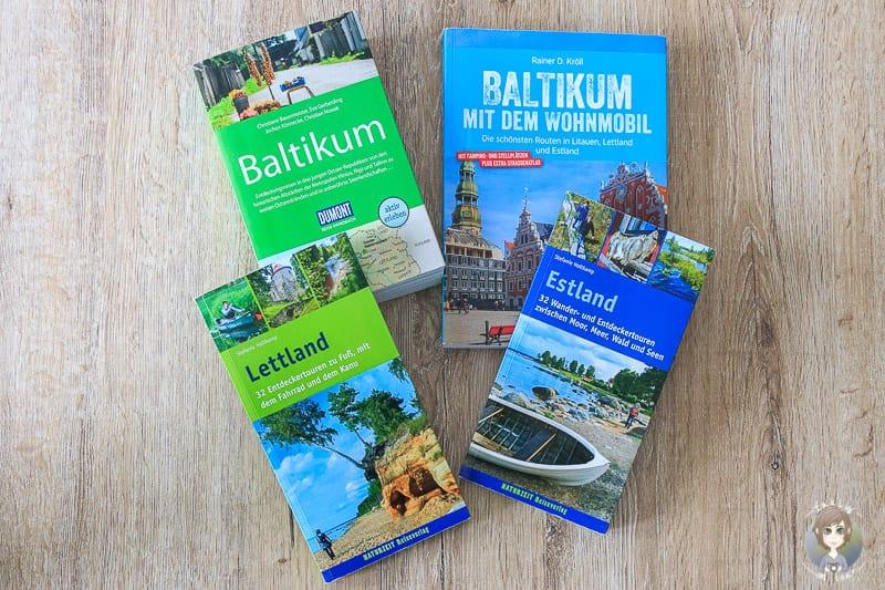 Empfehlenswerte Baltikum Reiseführer