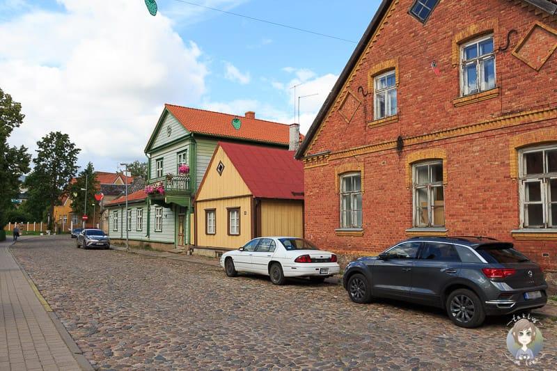 Zu Besuch in Viljandi auf der Baltikum Rundreise