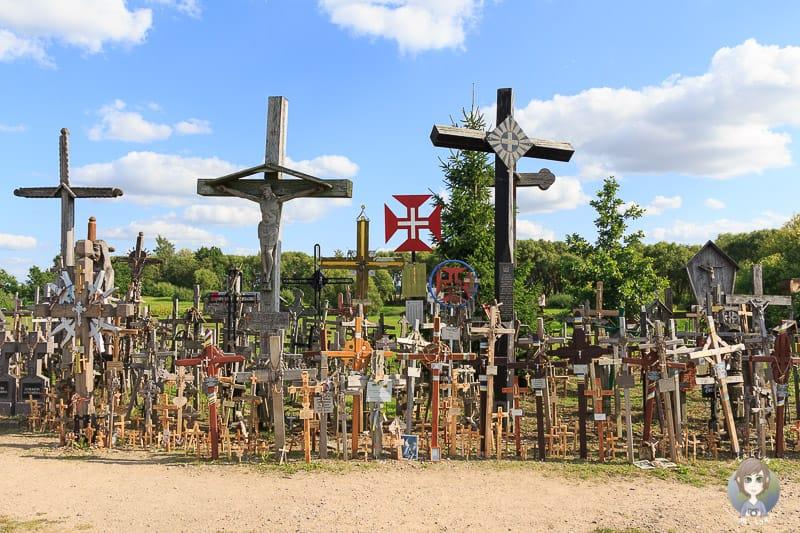 Baltikum Rundreise mit Besuch beim Berg der Kreuze