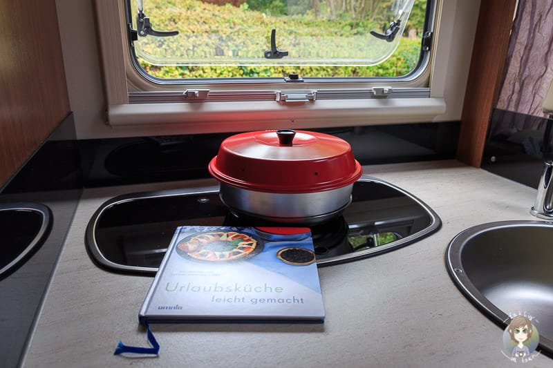 Kochen im Omnia Ofen