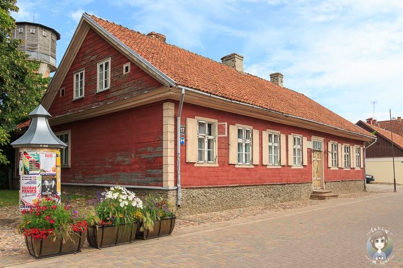 Schöne Ortschaften während unserer Baltikum Rundreise