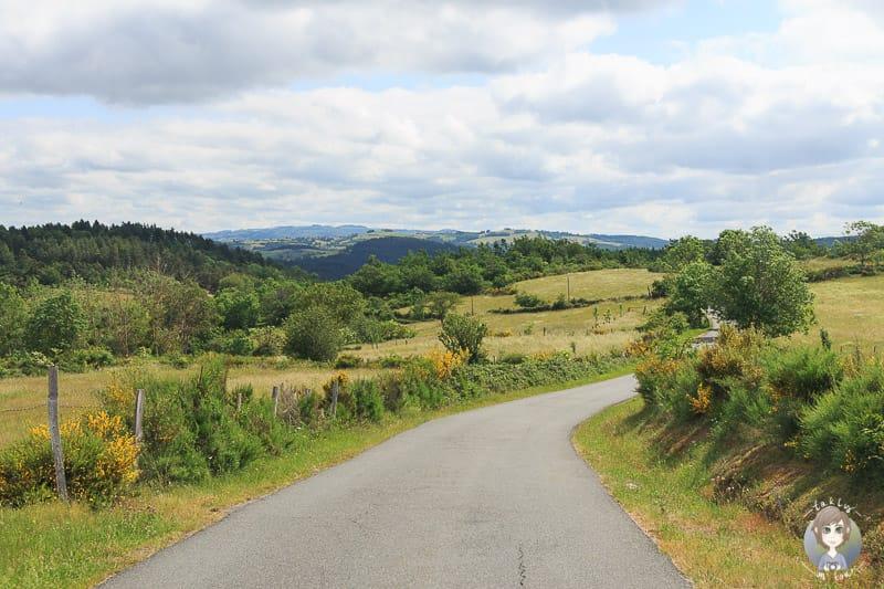 Camping und Reisen in der Auvergne-Rhone-Alpes in Frankreich