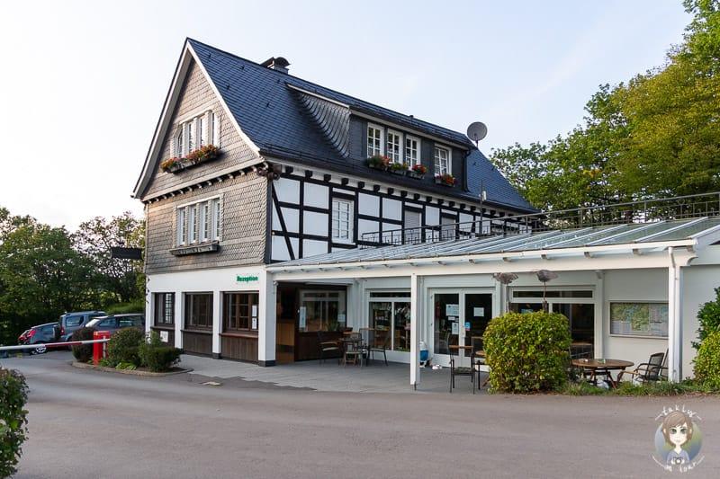 Biggesee Camping Kalberschnacke im Sauerland