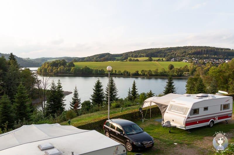 Camping Biggesee Listersee Camping im Sauerland