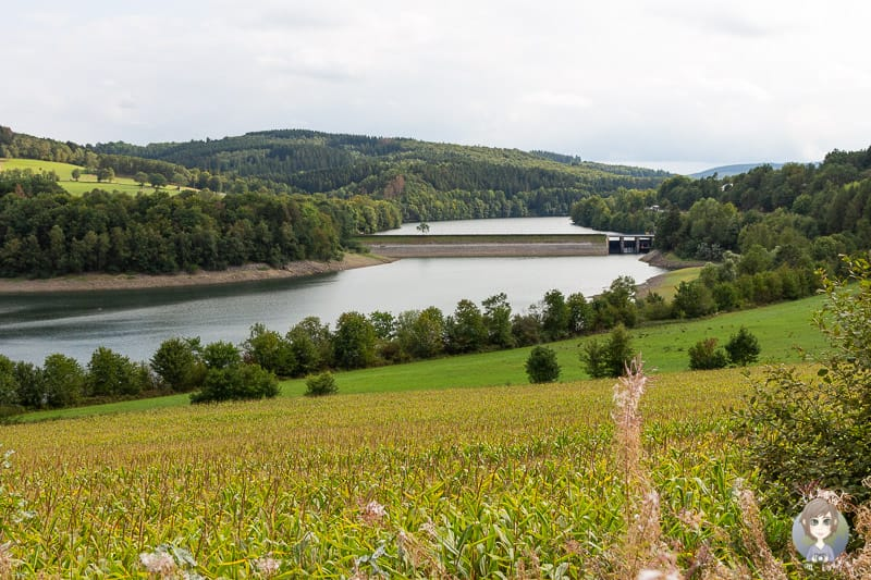 Campingtour am Biggesee durch das Sauerland