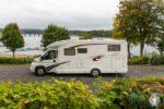 Camping im Sauerland am See