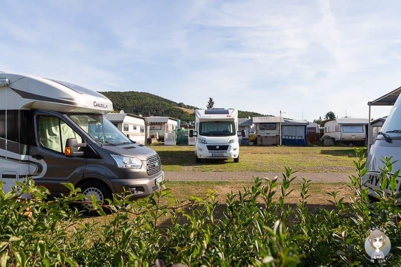 Campingplatz Diemelsee beim Camping im Sauerland