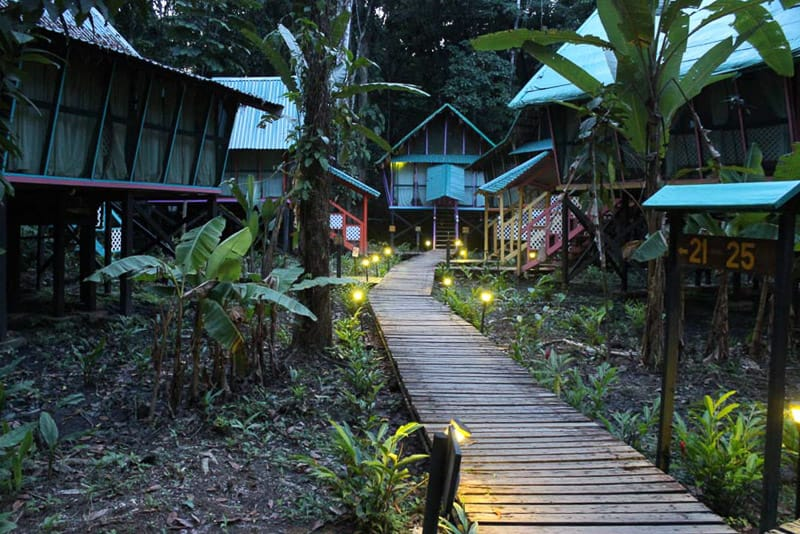 Almonds und Corals Glamping in Costa Rica
