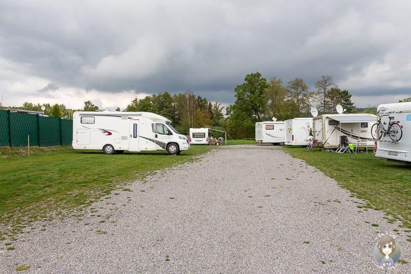 Sorpesee Camping beim Camping im Sauerland