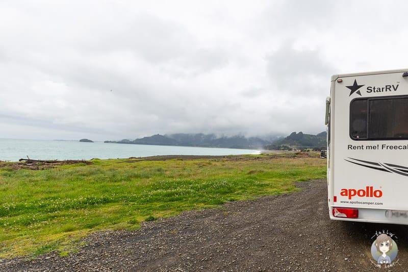 Wohnmobil mieten in Neuseeland und losfahren