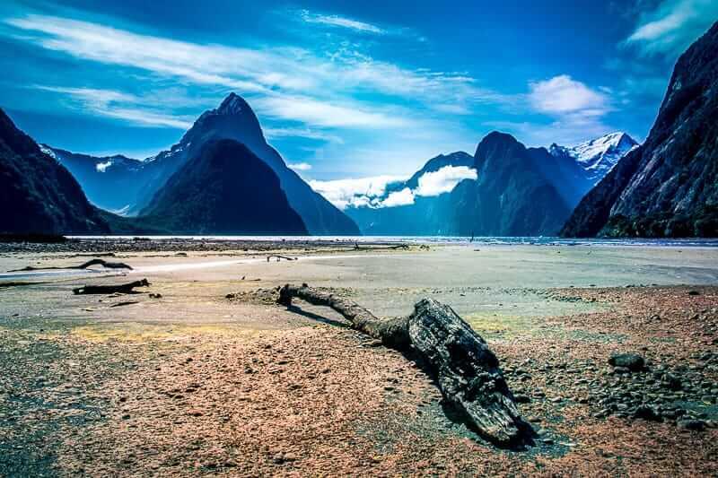Besuch am Milford Sound in 3-4 Wochen in Neuseeland