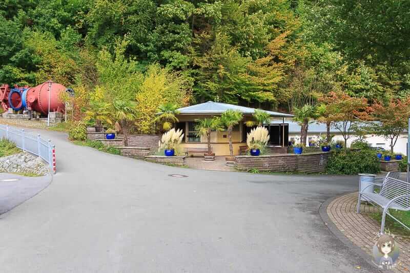 Besuch am Hennesee im Sauerland