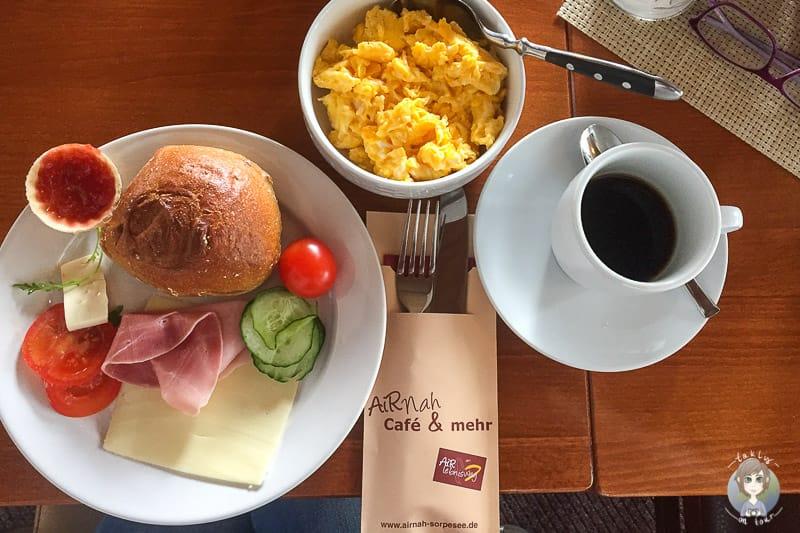 Frühstück in Sundern am Sorpesee