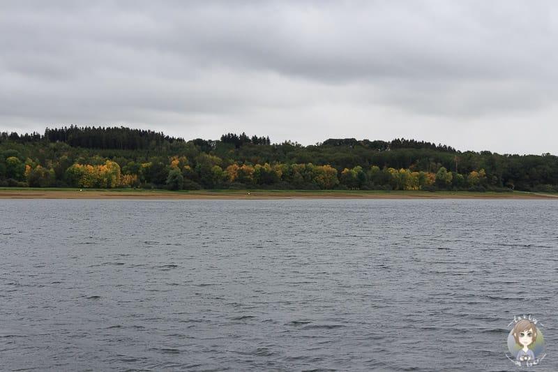 Herbst-Moehnesee-Sauerland