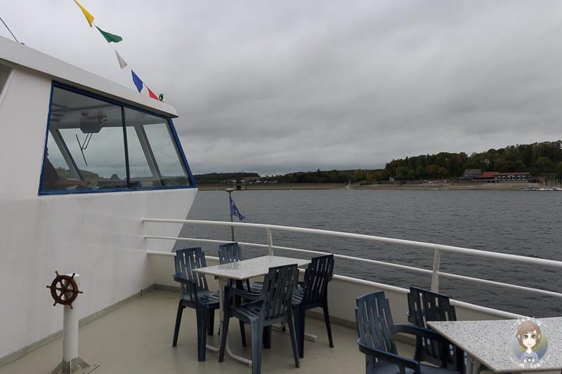 MS Möhnesee Schifffahrt im Sauerland