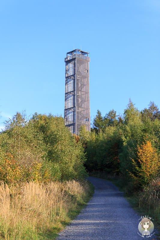 Der Möhnesee Turm