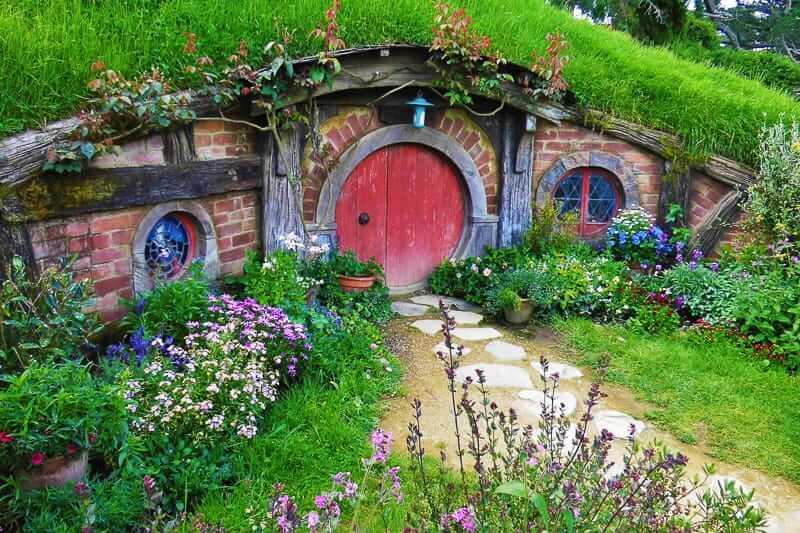 Neuseeland Rundreise 4 Wochen in Hobbiton