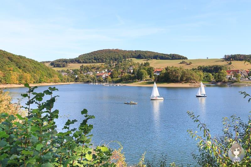 Ausflugsziele an den Sauerland Seen
