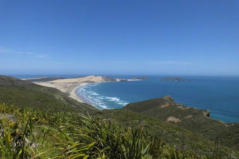 Besuch von Cape Reinga bei einer Neuseeland Rundreise 3 bis 4 Wochen