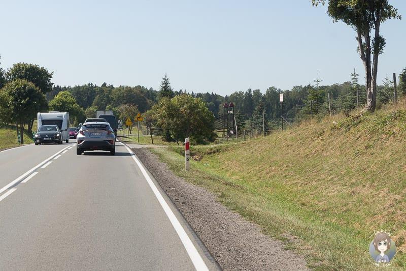 Auf dem Landweg ins Baltikum über Polen nach Litauen