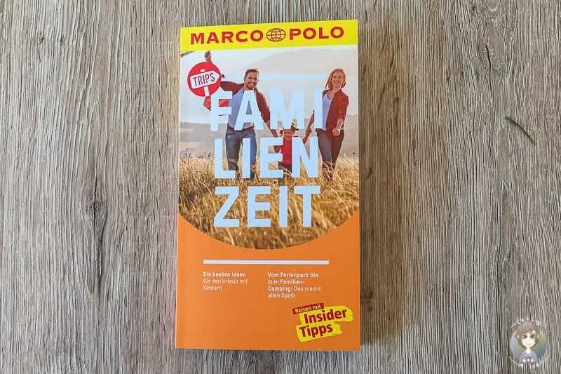 Cover vom MARCO POLO Familienzeit
