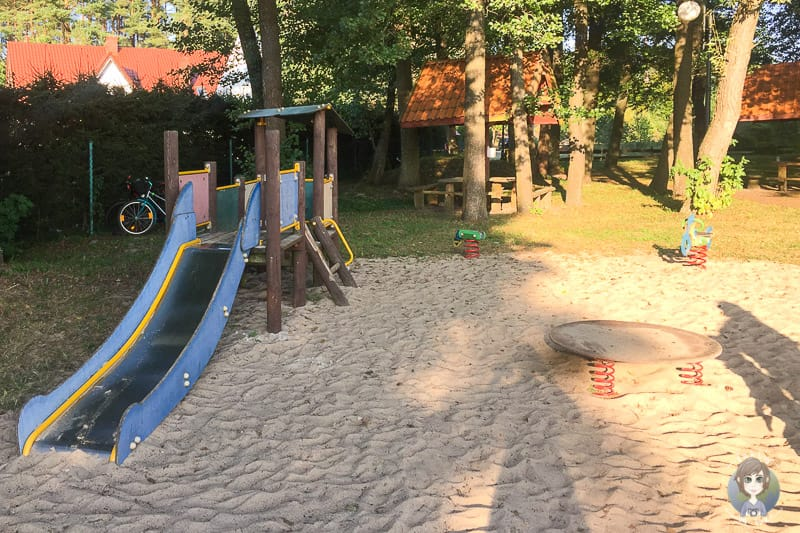 Spielplatz in Pelnik