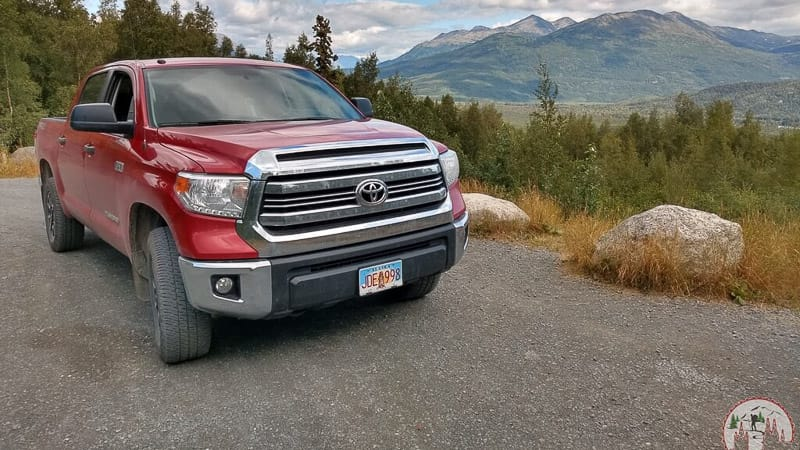 Roadtrip über die Halbinsel Kenai in Alaska