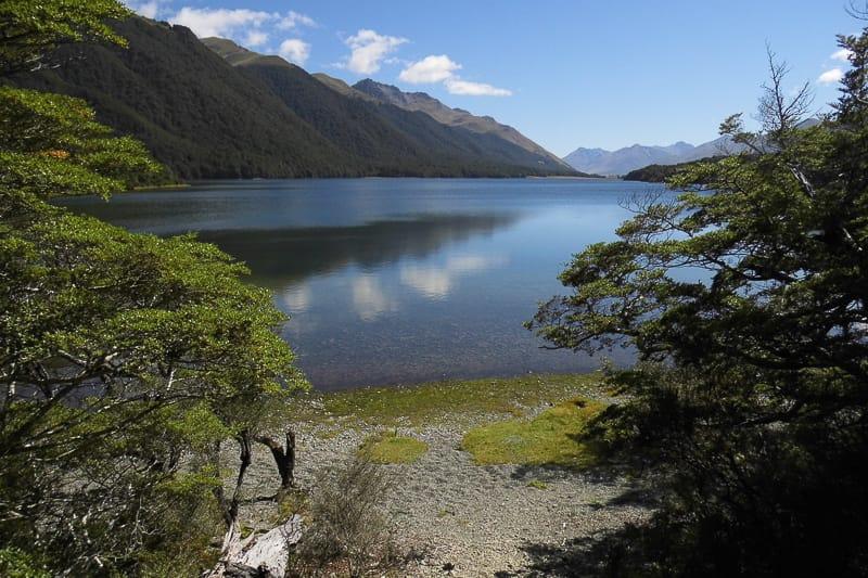Neuseeland Herr der Ringe Drehort an den Mavora Lakes