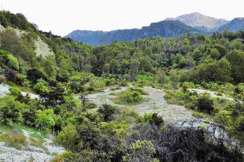 Neuseeland Herr der Ringe Drehort für Ithilien