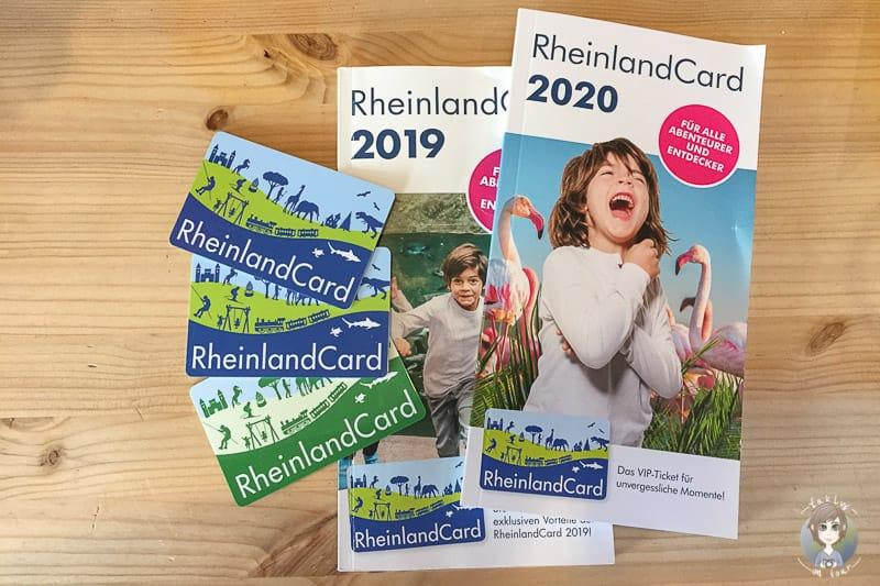 Rheinland Card sparen beim ADAC