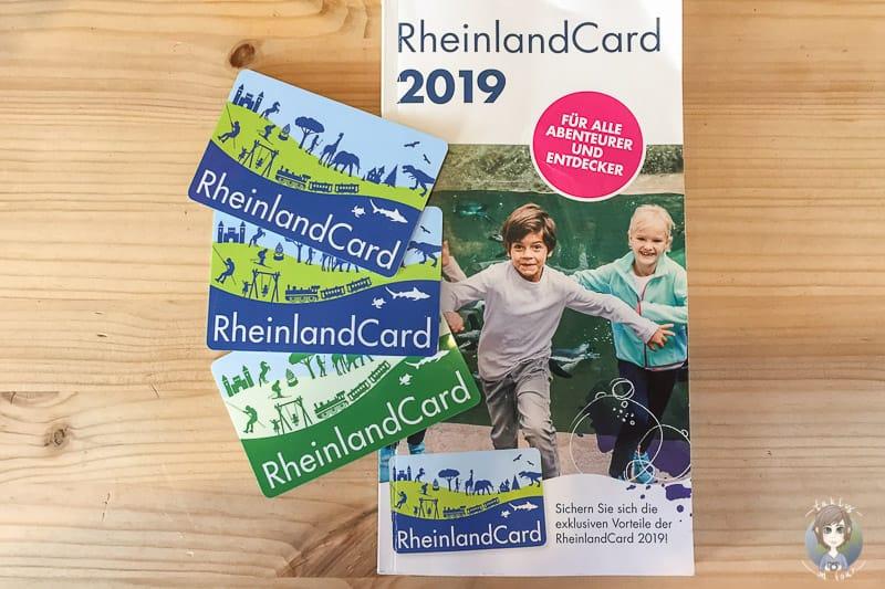NRW Ausflugsziele mit der Rheinland Card