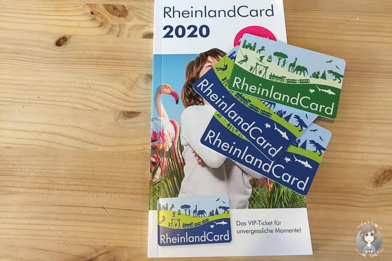 Die Rheinland Card 2020