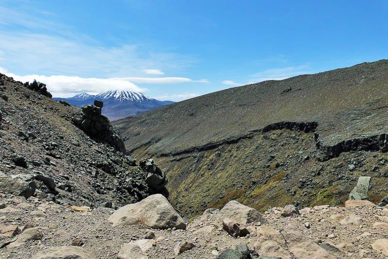 Schicksalsberg in Neuseeland die Herr der Ringe Drehorte
