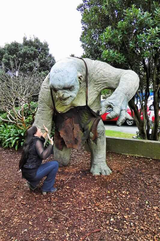 Wellington als Hauptstadt der Herr der Ringe Filmproduktion