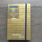 Erlebenswerte Europäische Regionen im Baedeker Reisehandbuch