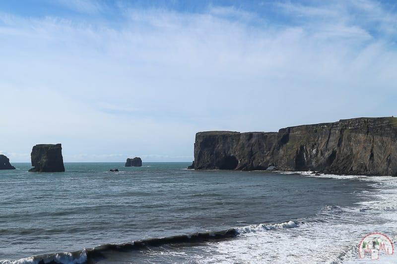Zu Besuch am Dyrholaey Arch auf einer Island Rundreise