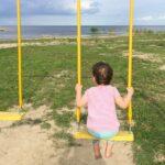 Reisevorbereitung für einen Urlaub mit Kleinkind