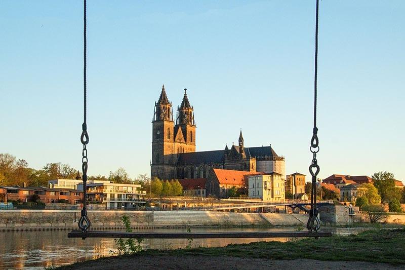 Magdeburger Dom als Ausflugsziel in Sachsen-Anhalt als Reiseziele in Deutschland